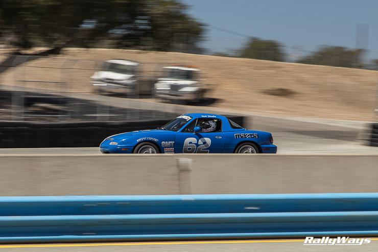Miata panning action - Mazda Raceway 2014