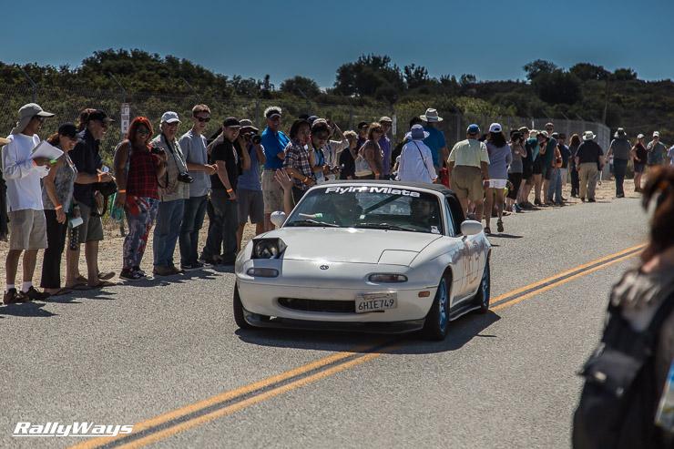 Twirly-Eyed Miata - Miatas at Mazda Raceway 2014