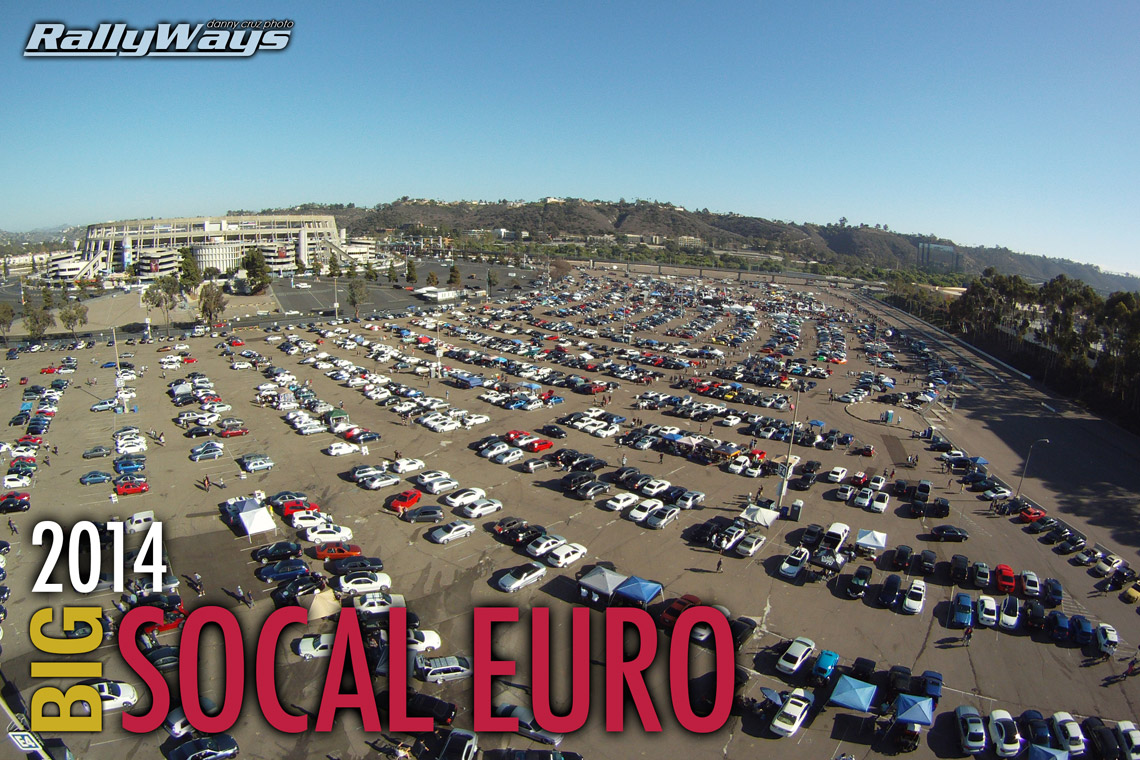 Big SoCal Euro 2014 Coverage