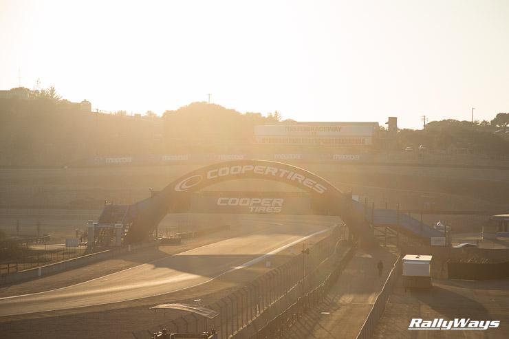 Cooper Tires Arc at MRLS
