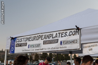 CustomEuropeanPlates.com - Big SoCal Euro