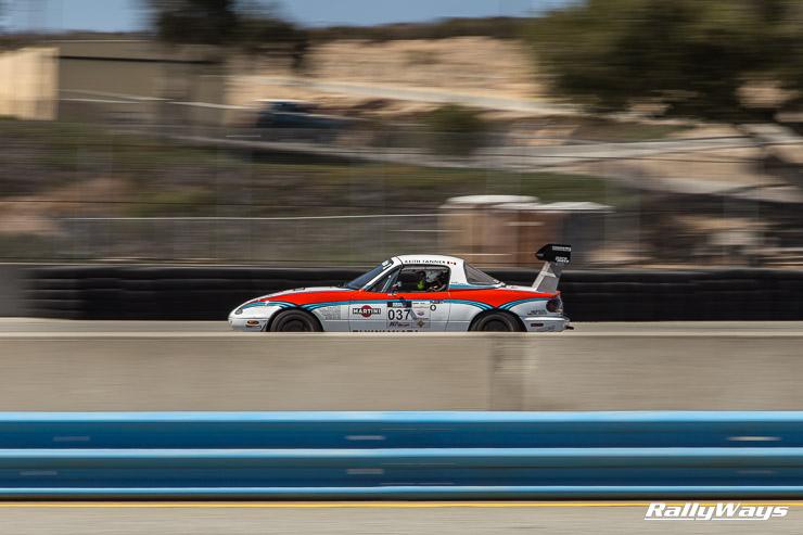 Flyin' Miata Martini V8 car