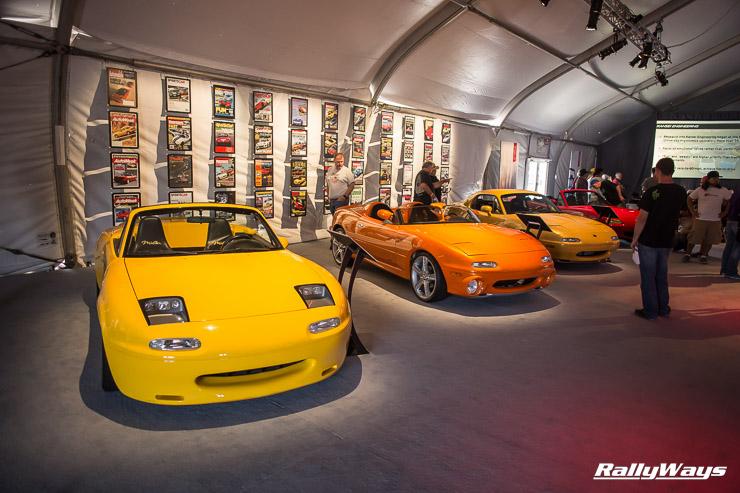 Miata Concept Cars