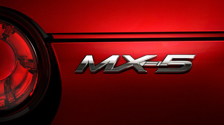 That Iconic MX-5 Badge