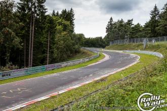 Nordschleife Track Art