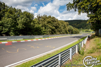 Nürburgring Nordschleife Track Photo