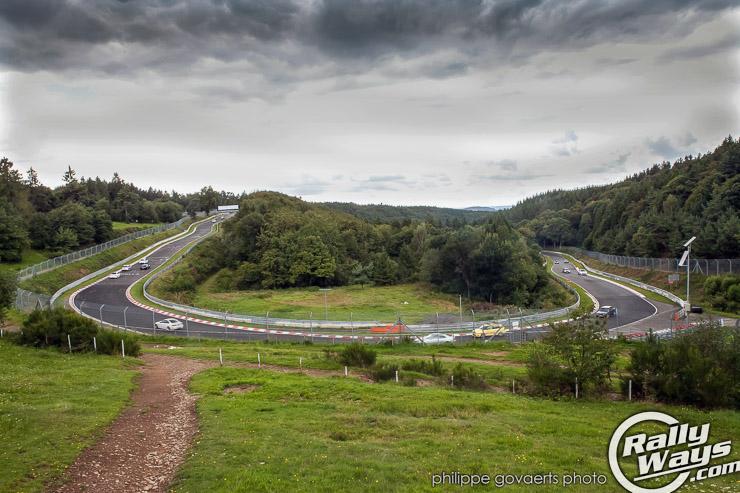 Nürburgring Rain Forecast