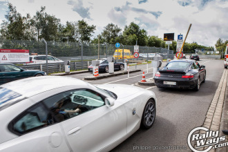 Nürburgring Toll Paid