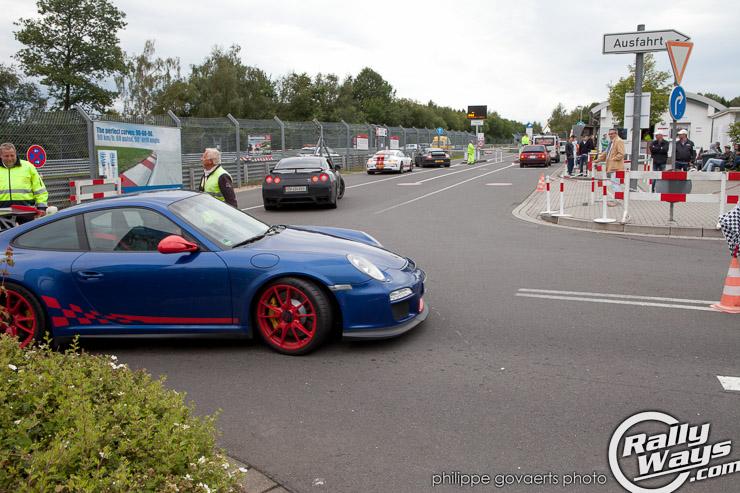 Porsche 911 GT3 RS Nordschleife