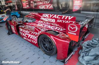 Mazda Skyactic-D Race Car MRLS