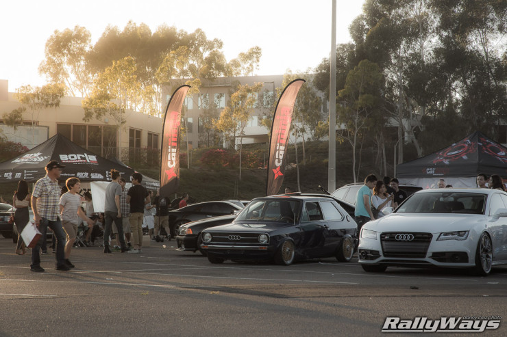 Eclectic European Cars at Big SoCal Euro