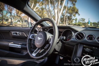 2015 Ford Mustang Steering Wheel