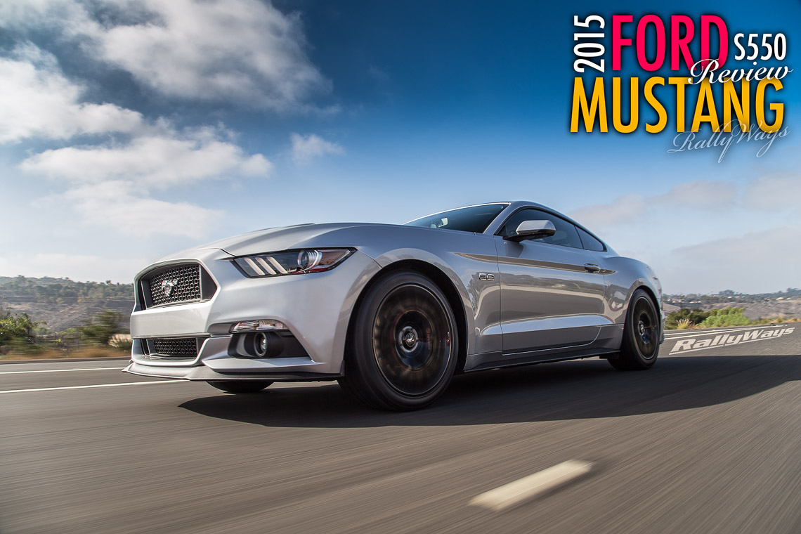 S550 2015 Mustang Pictures In Depth Review