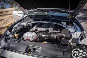 2015 Mustang V8 Engine Bay
