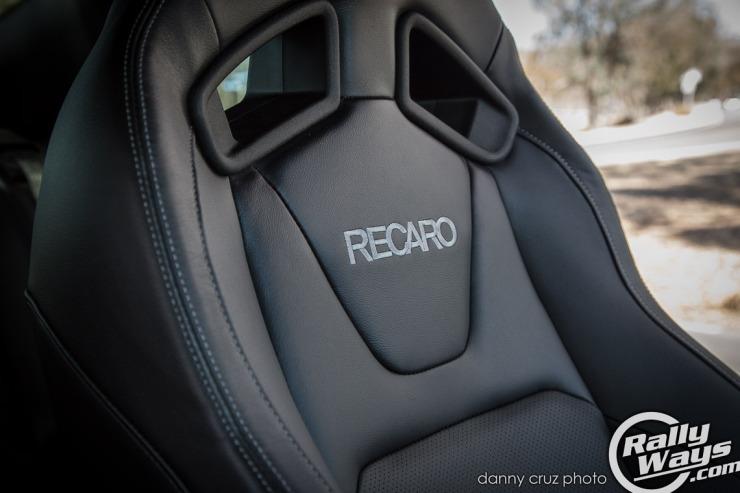 Mustang S550 Recaro Seats