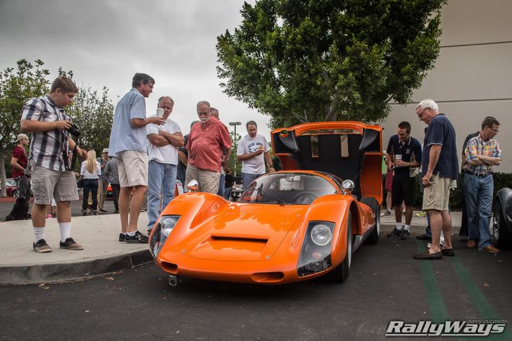 Porsche 906 Cars and Coffee Summer
