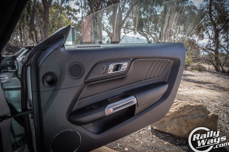 S550 Ford Mustang Door Cards