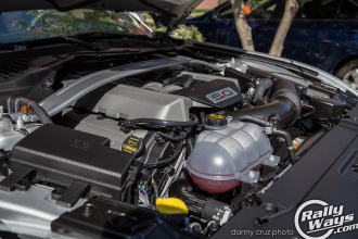 S550 Mustang 5.0 V8 Engine