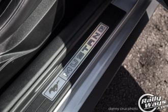 S550 Mustang Door Sills