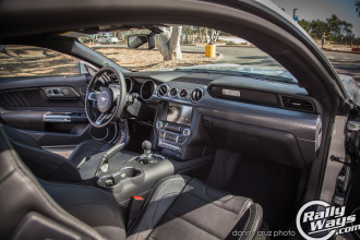 S550 Mustang Improved Cabin