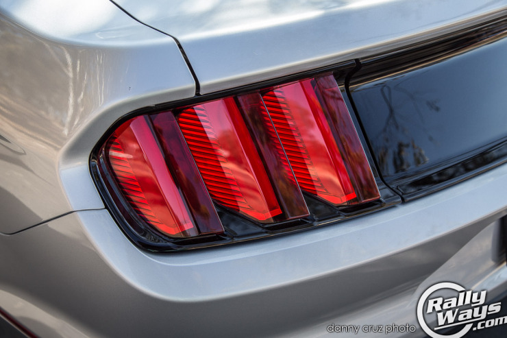 S550 Mustang Tail Lights - Gorgeous Back End