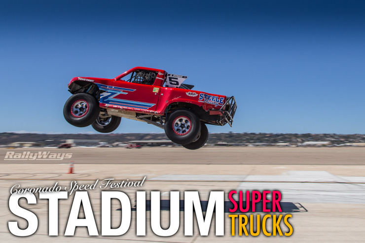 Stadium Super Truck Formula Off-Road Surprise