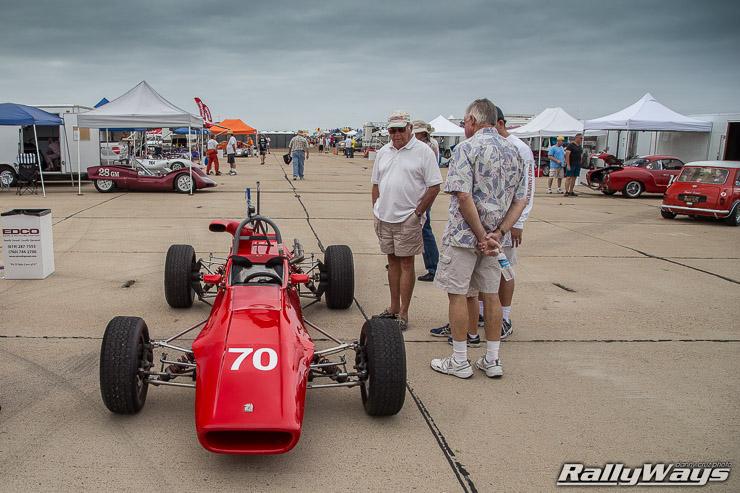 1970 Titan Mk6 Vintage Formula Race Car