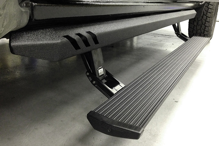 2014 Silverado Powerstep Running Boards