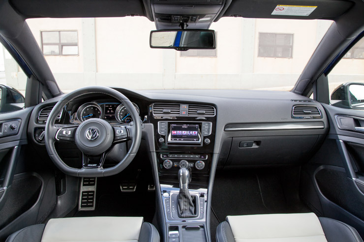 Wait, DSG Only on the 2015 VW Golf R? - RallyWays