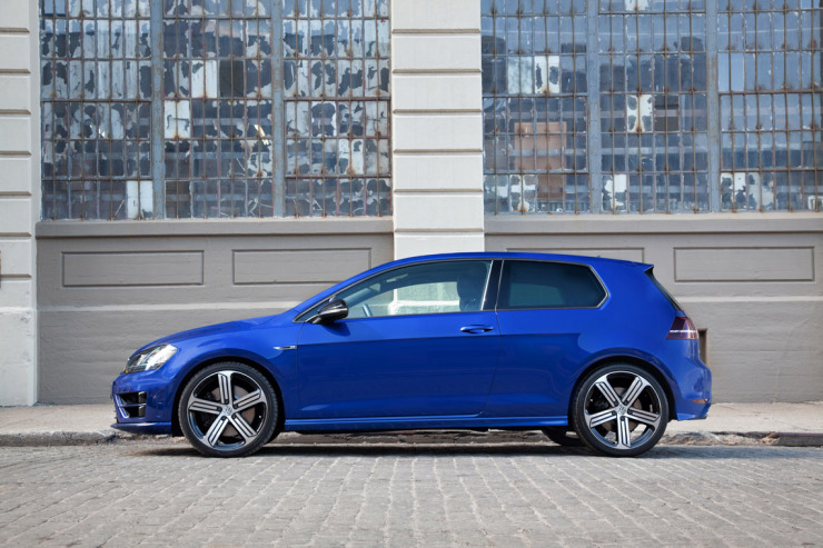 Wait, DSG Only on the 2015 VW Golf R?