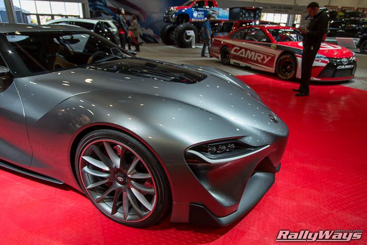 FT1 Concept Car