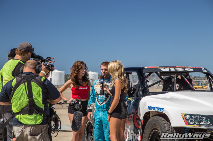 EJ Viso - Stadium Super Trucks