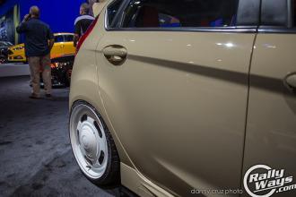 All Star Fiesta ST Wheel Fitment