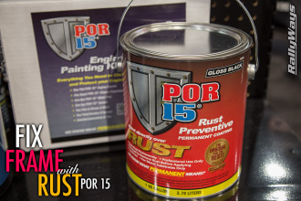 Fix Frame Rust with POR 15