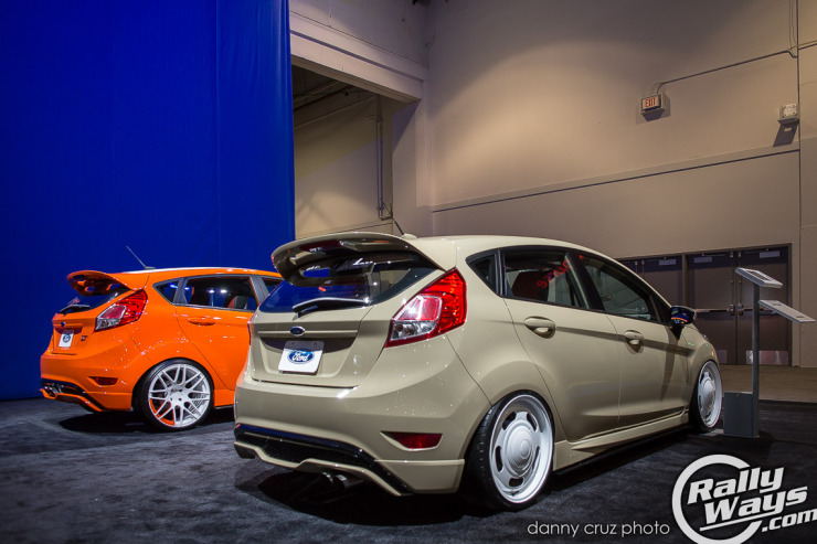 Ford Fiesta ST Build - All Star
