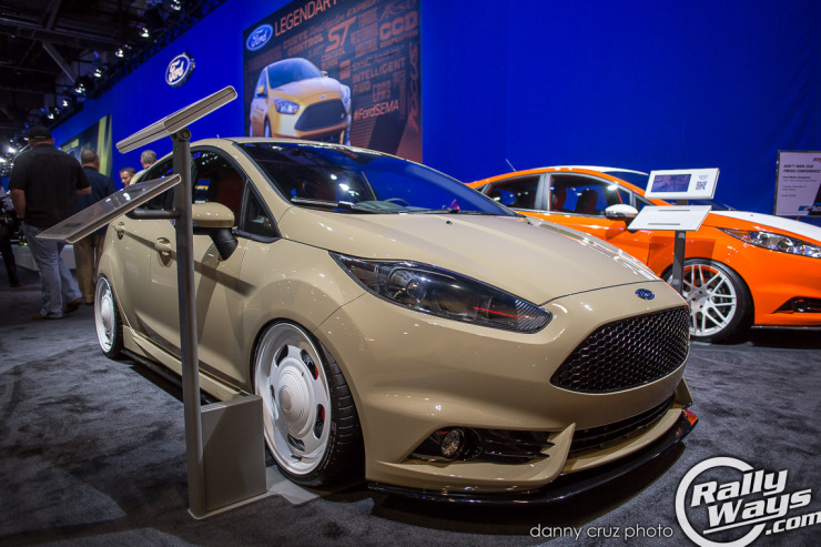 Gene Tjin Fiesta ST Build