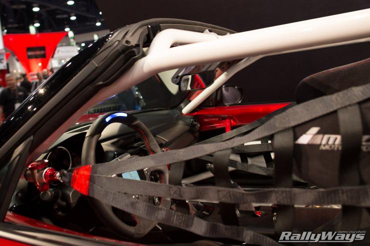Mazda MX-5 Shift Lights