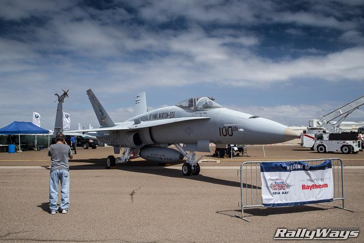 Northrop F/A 18 Hornet C - Fleetweek San Diego