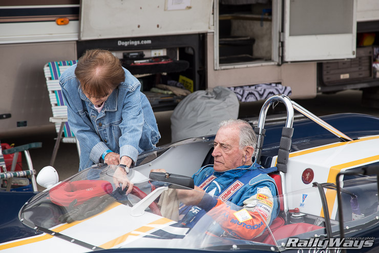 Race Prepping - Age Doesn't Matter. Coronado Speed Festival