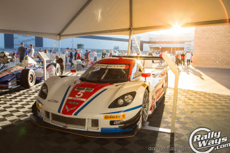 Race Winning Corvette Daytona Prototype
