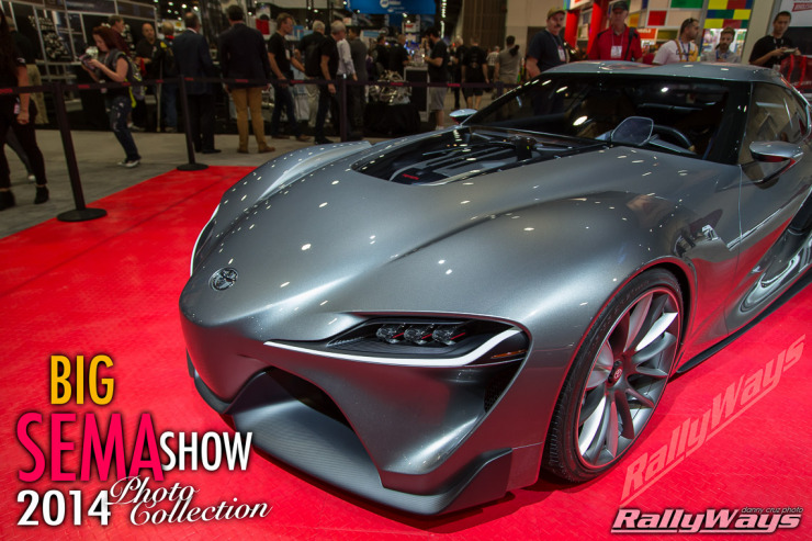 SEMA 2014 Opening Day Big Photo Collection