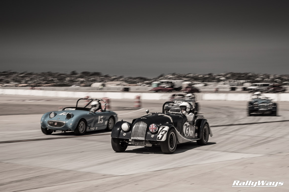 Vintage Racing at Coronado Speed Festival