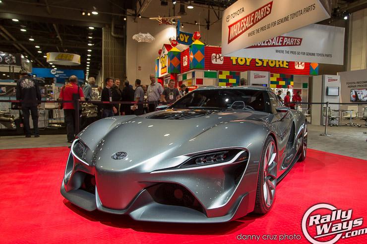 Sema concept cars