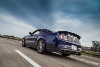 S197 Mustang Rolling Shot