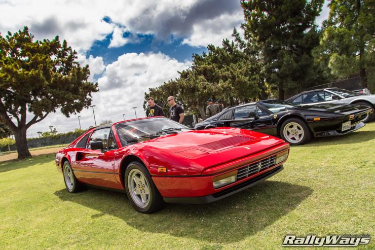 Ferrari 328 GTS Concours