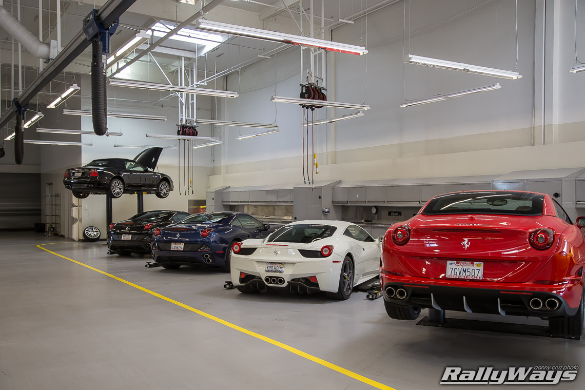 ferrari of newport beach service center. Cars Review. Best American Auto & Cars Review