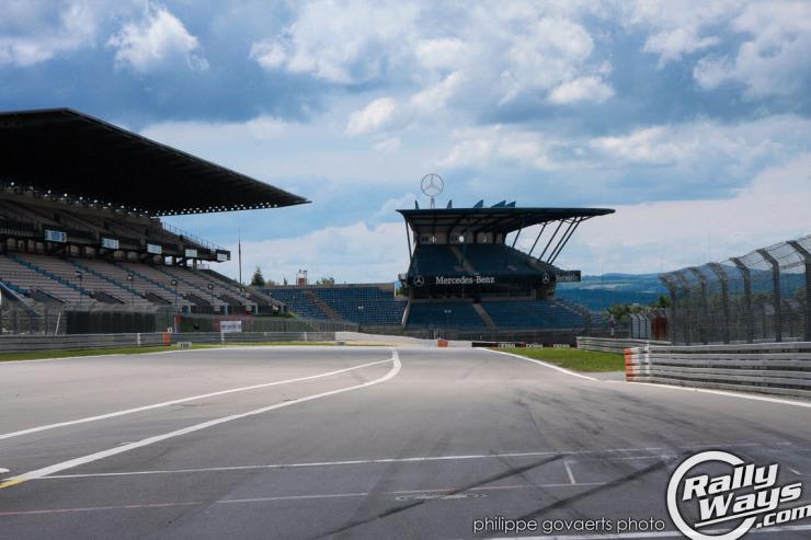 Nürburgring GP Strecke