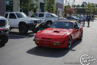 LS-Powered Porsche 944