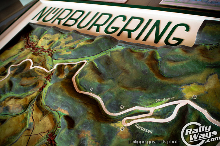 Nürburgring plan/plate - 5 Things to Know About the Nürburgring