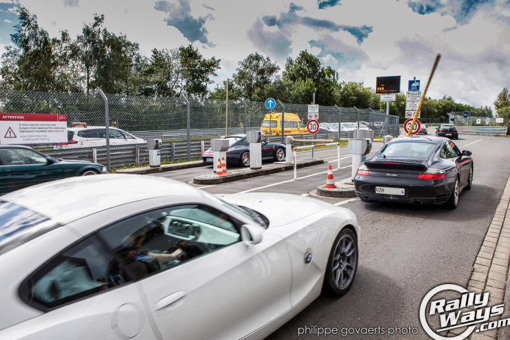 Nurburgring Toll Gate